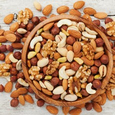Dry fruits and Nuts - A great source of proteins
