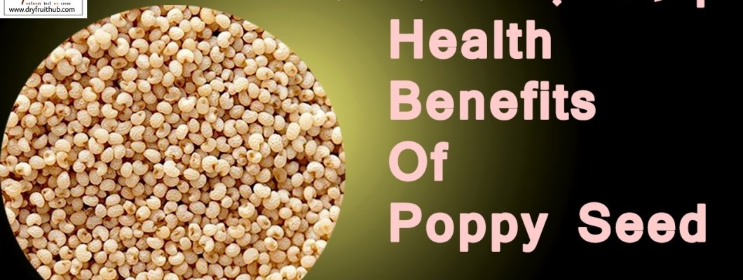 खसखस के गुणकारी फ़ायदे   Health Benefits Of Poppy Seeds
