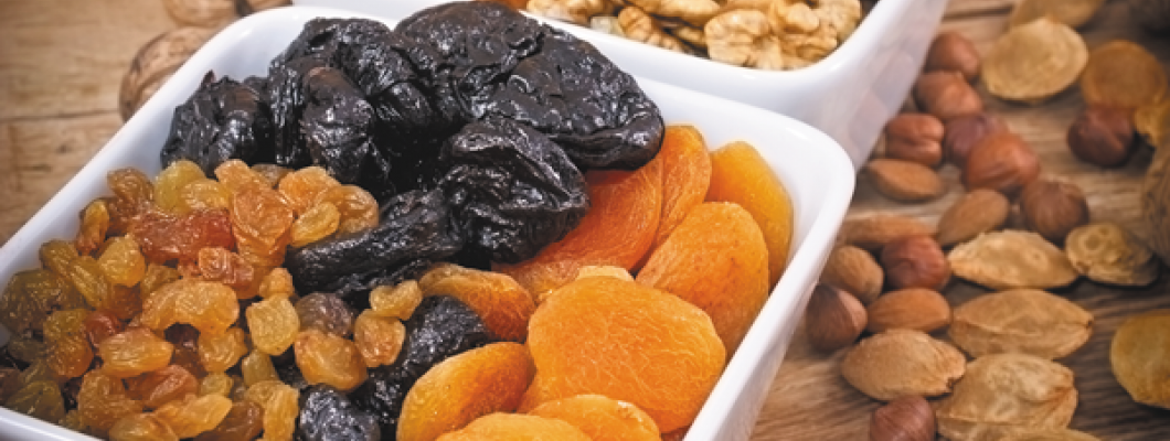 Top 5 Dry Fruits