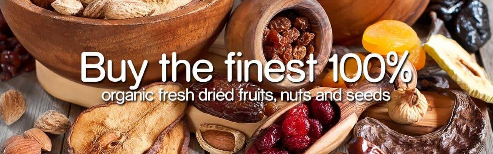 Dried Fruits, Nuts & Seeds: Buy Dried Fruits, Nuts &
