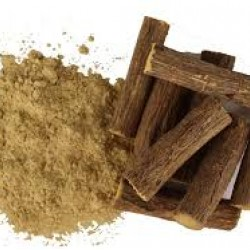 Mulethi Powder 200gms / Liquorice Powder