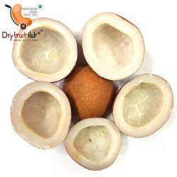 Dry Red Coconut (Red Copra) 12 Pieces